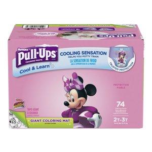 Pull-Ups Girls