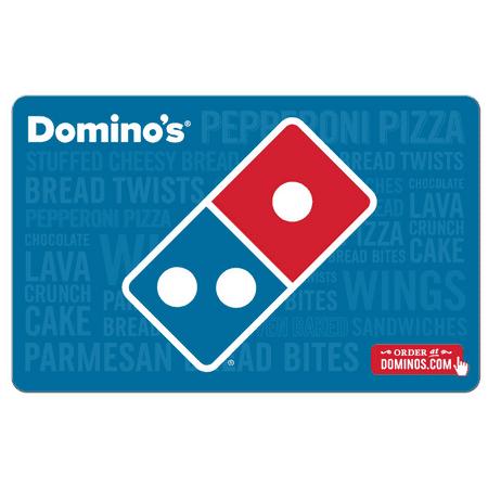 Domino's $20 Gift Card