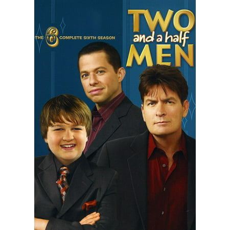 Two and a Half Men: The Complete Sixth Season (DVD)