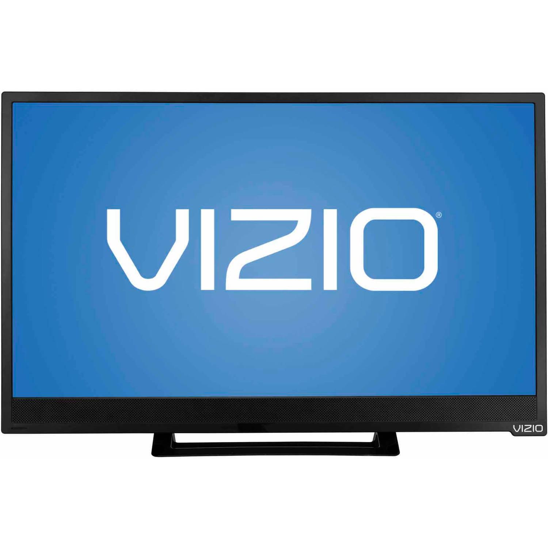"Refurbished VIZIO E24-C1 24"" Class 1080p 60Hz Razor LED HDTV"