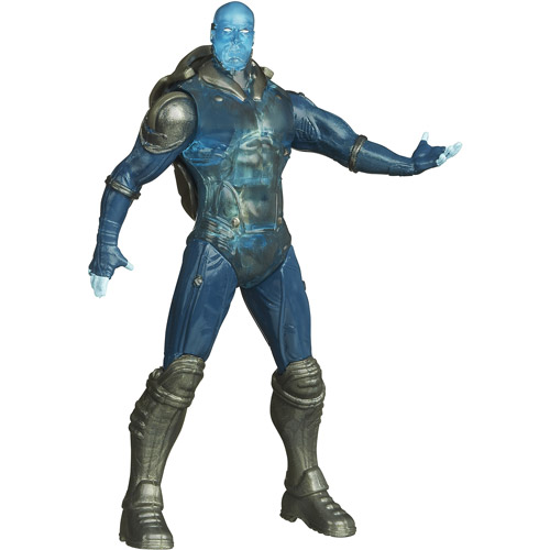 Marvel Amazing Spider-Man 2 Spider Strike Power Charged Electro Action Figure