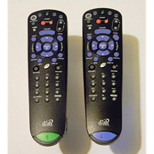 DISH NETWORK 3.4 and 4.4 Remote Set for 322 Receiver Upgr...