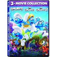 Smurfs: 3-Film Collection DVD