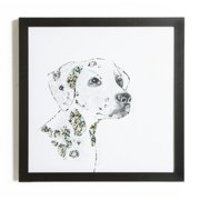 Graham & Brown Summer 2015 Dalmation Framed Painting Print