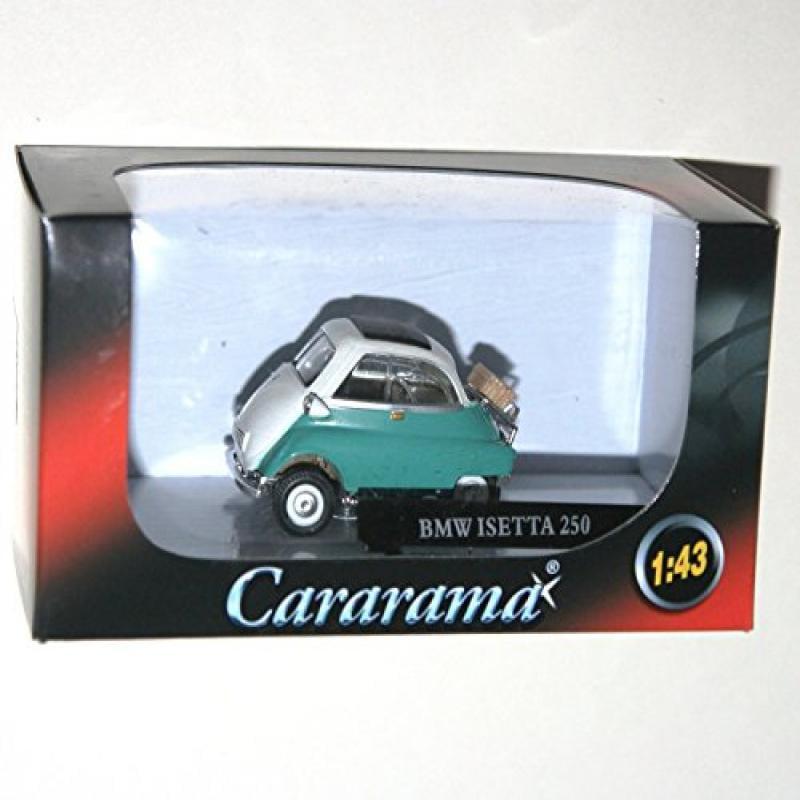Cararama BMW Isetta 250 (Green) Car 1.43 Scale Diecast Model
