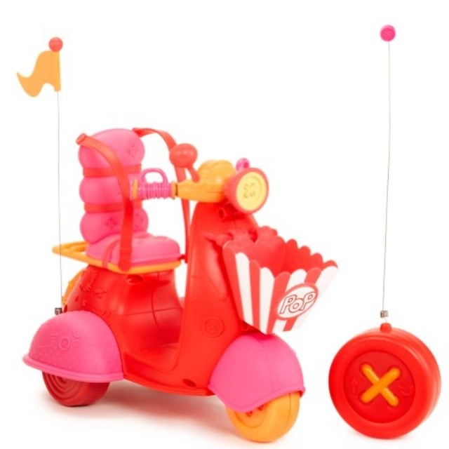 Lalaloopsy RC Scooter, 49 MHz