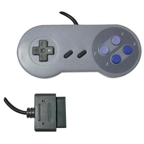 Innovations 7-38012-13031-5 Snes Game Pad (innovations 738012130315)