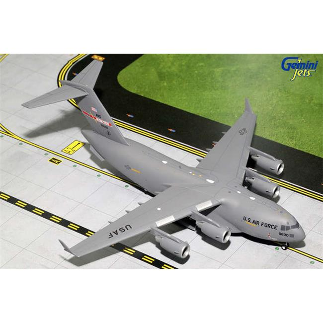 Gemini Jets G2AFO626 USAF Boeing C17 1-200 Memphis ANG 30600 Airplane by Gemini Jets