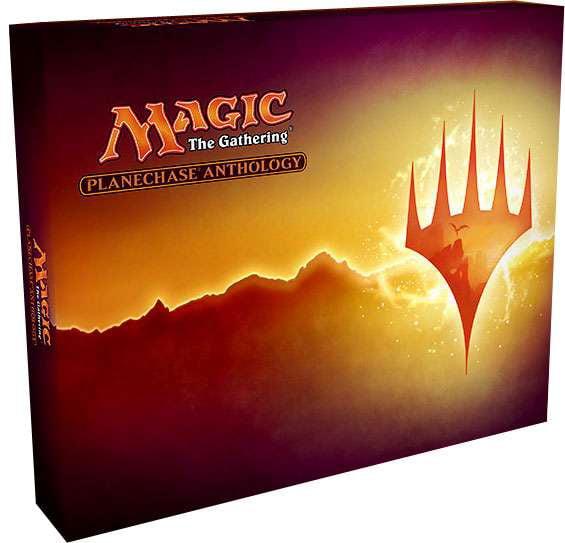 Magic The Gathering Planechase Anthology by default