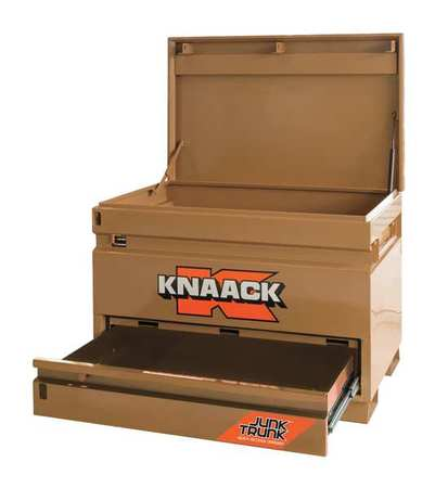 Knaack Jobsite Chest Jobsite Chest, Steel, Tan, 4830-D