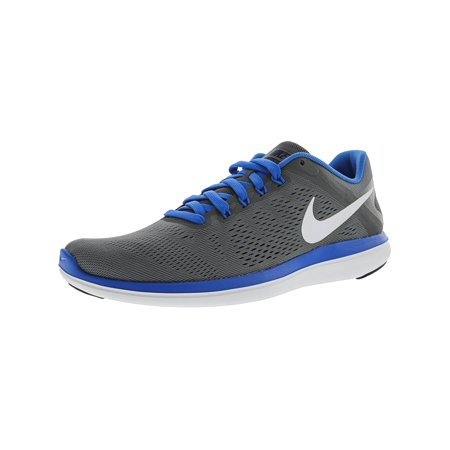 864acf0057c7 Nike - Nike Men s Flex 2016 Rn Cool Grey   Loyal Blue Photo White ...