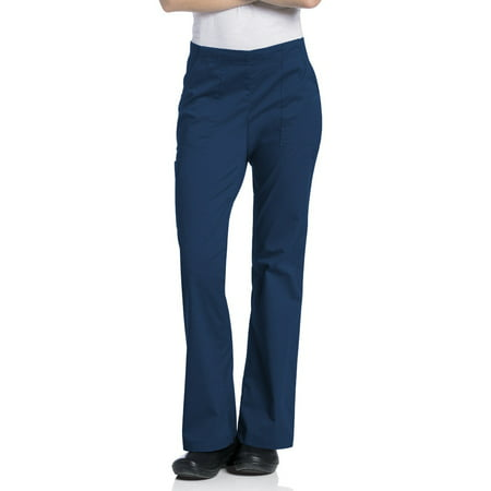 Urbane UFlex Women's Drawstring Patch Pocket Scrub Pant