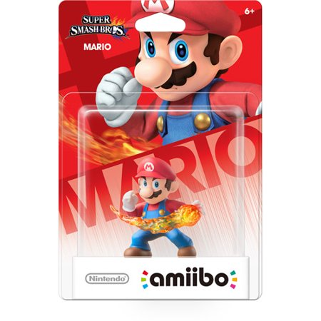 Nintendo Smash Bros. Series amiibo, Fireball