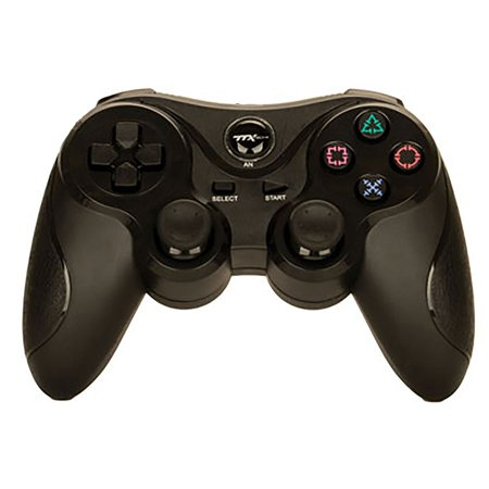 TTX Tech Sony PlayStation PS2/PS1 Wireless Controller