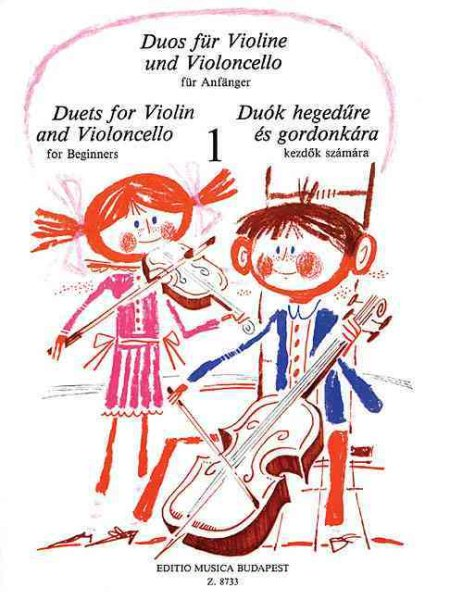 Duos fur Violine und Violoncello fur Abfanger   Duets for Violin and Violoncello for... by