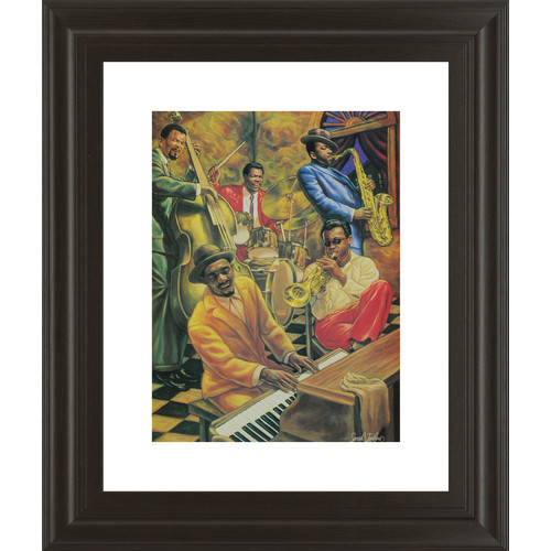 Classy Art Wholesalers Promotional Line by Vivian Flasch Framed Painting Print by Classy Art Wholesalers