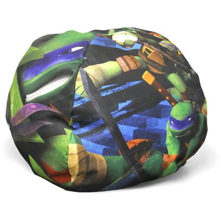 Nickelodeon Teenage Mutant Ninja Turtles Mini Round Bean Bag](Mini Bean Bags)