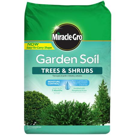 Miracle Gro Garden Soil Tree &