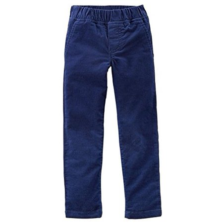 Little Girls' Blue Stretch Corduroy Pants (2 Toddler) Gymboree Corduroy Pant