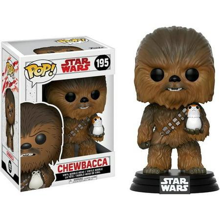 Funko Pop  Star Wars  The Last Jedi   Chewbacca