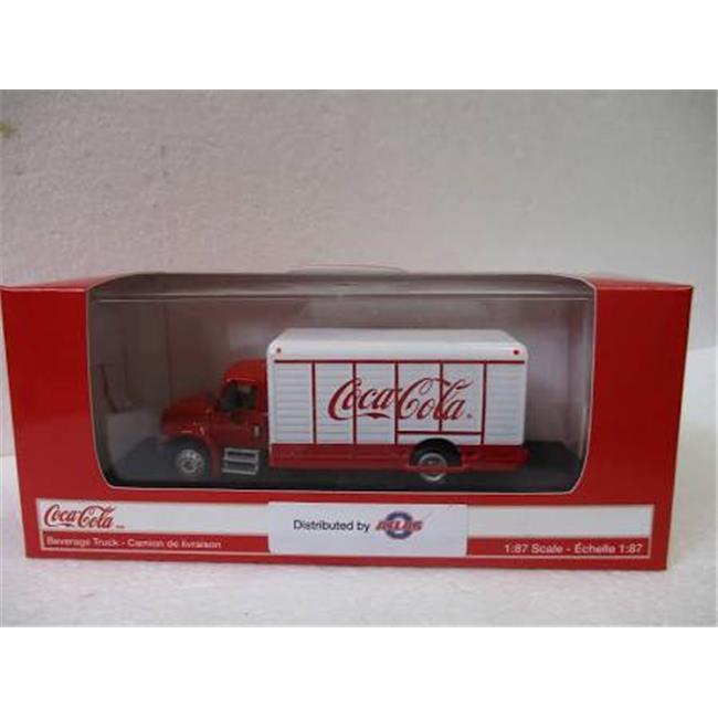 Atlas Model Railroad ATM30000108 HO Coca-cola Beverage Truck