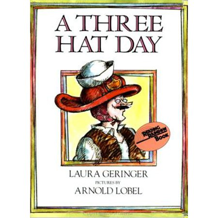 Reading Rainbow Books: A Three Hat Day (Paperback)