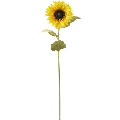 Walmart Artificial Sunflower Stem