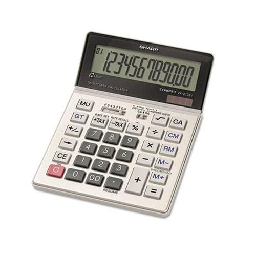 Sharp Desktop Calculator VX2128V