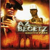 Ghetto Pass (CD) (explicit)
