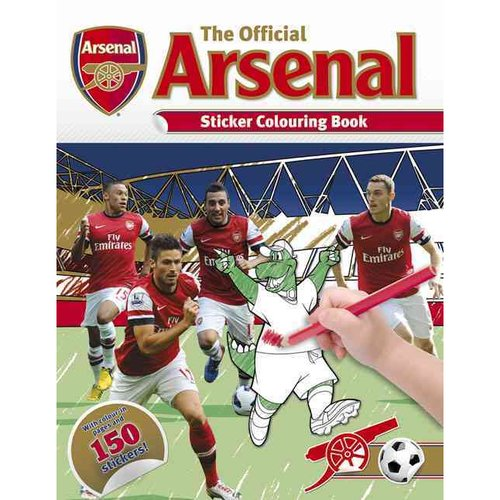 The Official Arsenal Book