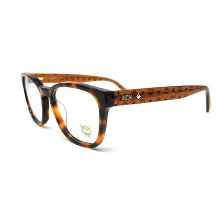 MCM MCM2653 Eyeglasses 215 Havana/Burnt (Petite Fit Eyeglasses)