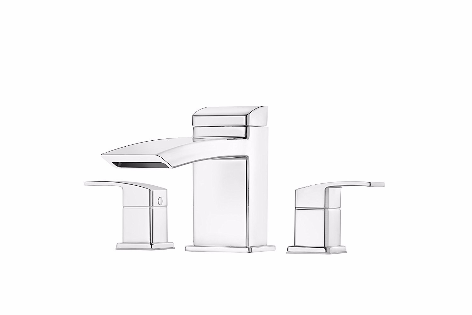 Pfister RT65D1C Kenzo Tub Faucet Trim Kit Polished Chrome by Pfister