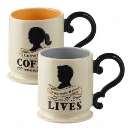 Grasslands road couples coffee mug set for Grasslands road mugs