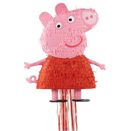 Peppa Pig 3D Pinata (Pig Pinatas)