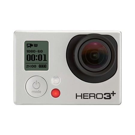 GoPro HERO3+ - Black Edition - action camera - mountable - 4K - 12.0 MP - Wi-Fi - underwater up to 131.2