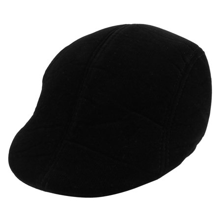 Golf Winter Cap - Women Men Corduroy Winter Newsboy Ivy Cap Cabbie Driving Golf Flat Beret Hat