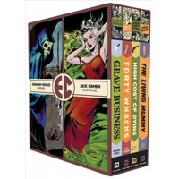 The EC Artists Library Slipcase Vol. 4