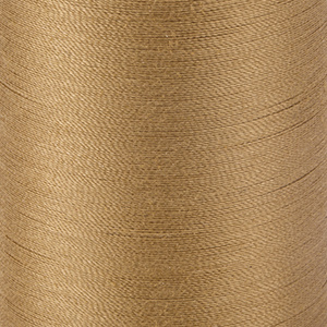 Coats & Clark All Purpose Thread - 300 yds, GOLDEN TAN