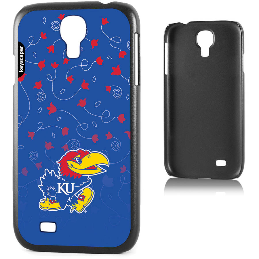 Kansas Jayhawks Galaxy S4 Slim Case