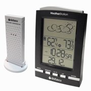 Weather Station 5-Step Weather Forecast Station with Wireless Indoor/Outdoor Sensor