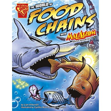 The World of Food Chains with Max Axiom, Super