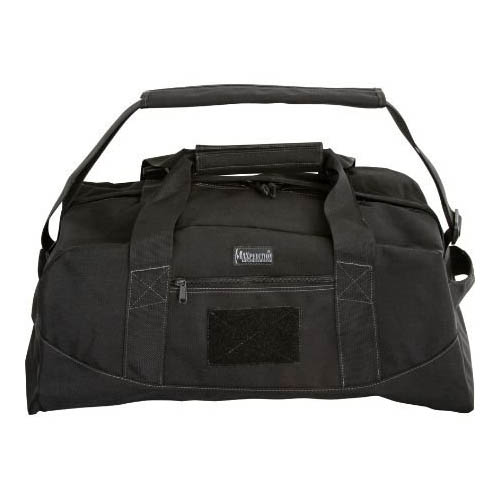 Maxpedition Baron Load-Out Duffel Bag, Black Multi-Colored