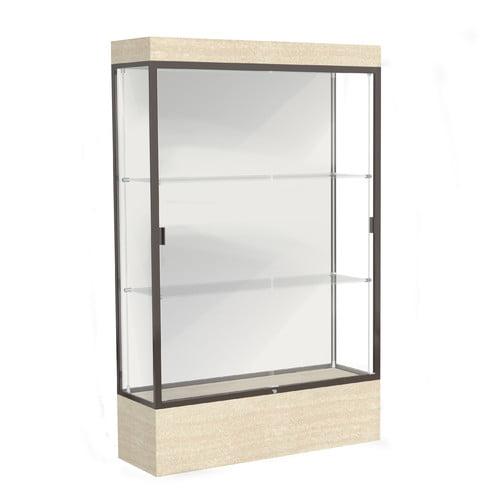Waddell Edge Series Floor Display Case