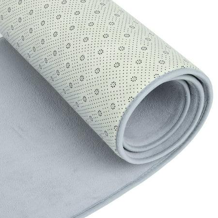 Non-slip Carpet Living Room Kitchen Long Narrow Hallway Hall Runners Carpet Mats Rugs 50X240cm - image 6 de 7