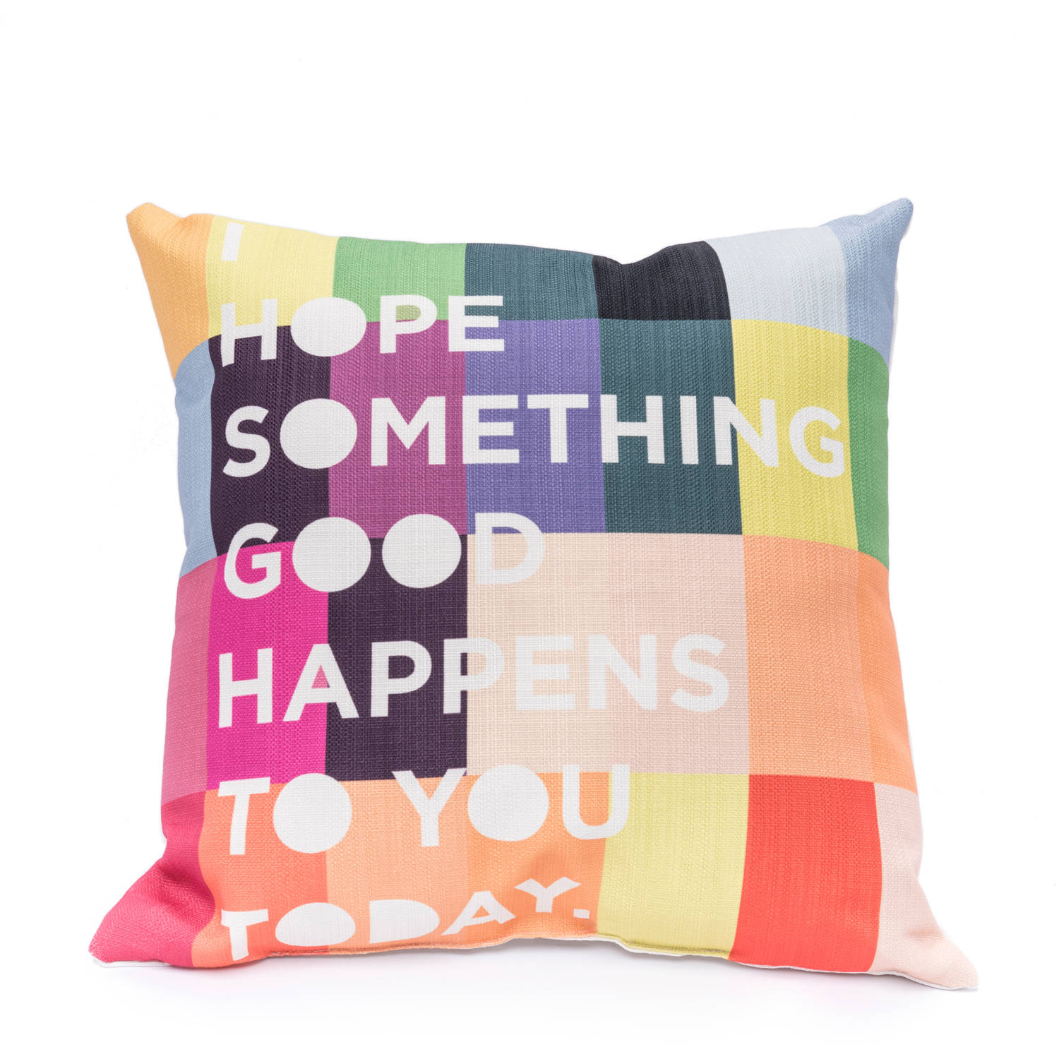 9 by Novogratz Hope Something Good Decorative Pillow