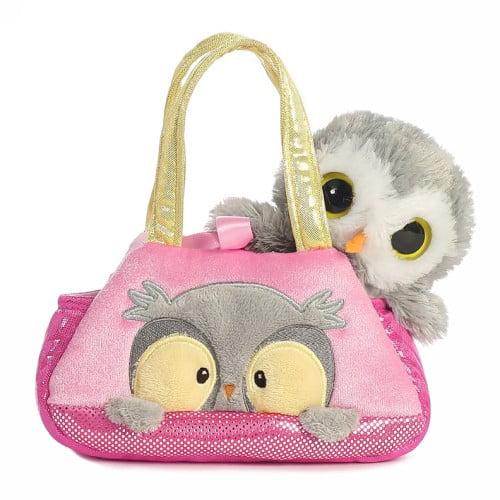 Peek A Boo Owl Fancy Pals by Aurora - 32773