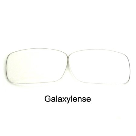 Galaxy Replacement Lenses For-Oakley Costa Del Mar Caballito CLEAR Polarized (Caballito Del Mar)