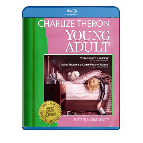 Young Adult (Blu-ray) (With INSTAWATCH) (Widescreen)