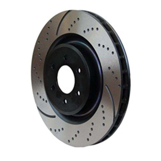 EBC BRAKES GD7443 12 inch Diameter Brake Rotor Kit