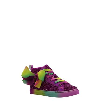Jojo Siwa Ombre Rainbow High-Top Sneaker (Toddler Girls & Little -